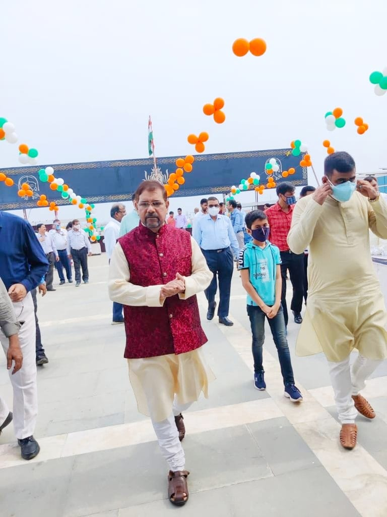 75th Independance day celebration at DBGB HO
